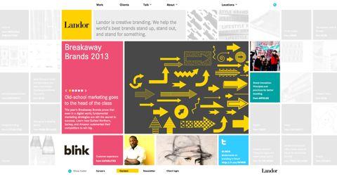 Las tendencias de diseño web que se impondrán en el 2014 #BLOKING