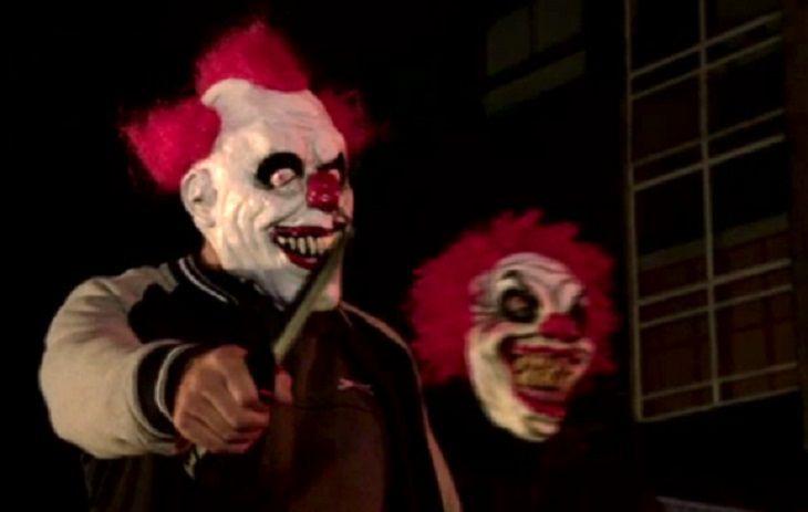 EastEnders Spoilers: Halloween Horror – Killer Clowns Attack Tina