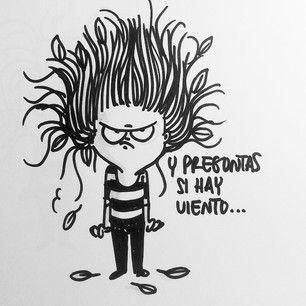 Maldito viento