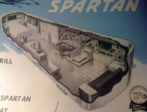 41 Best Spartan Travel Trailers Images On Pinterest