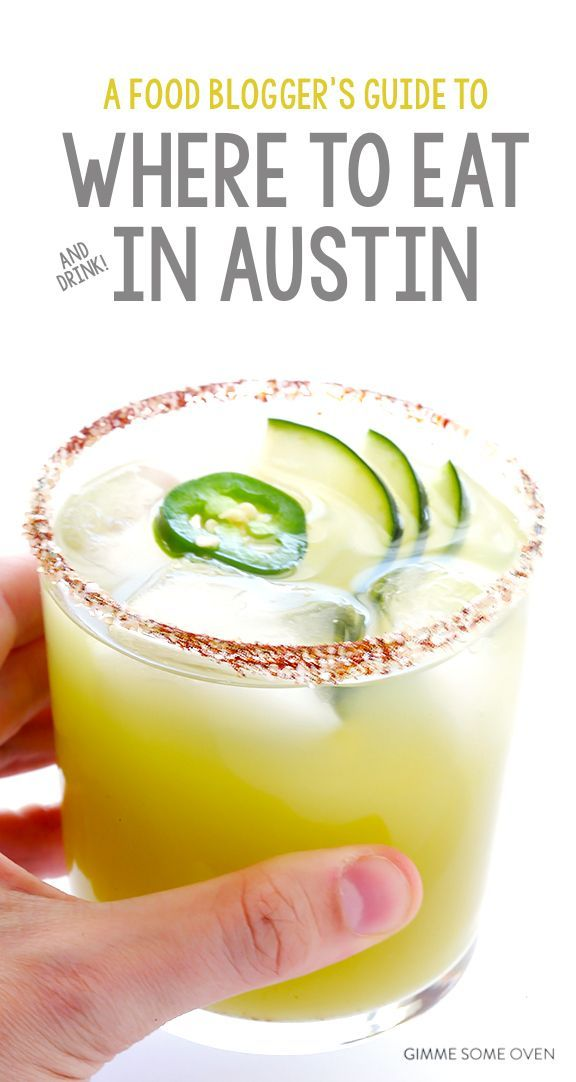 A detailed guide (and map!) to all of the best places to eat and drink in Austin, TX   gimmesomeoven.com