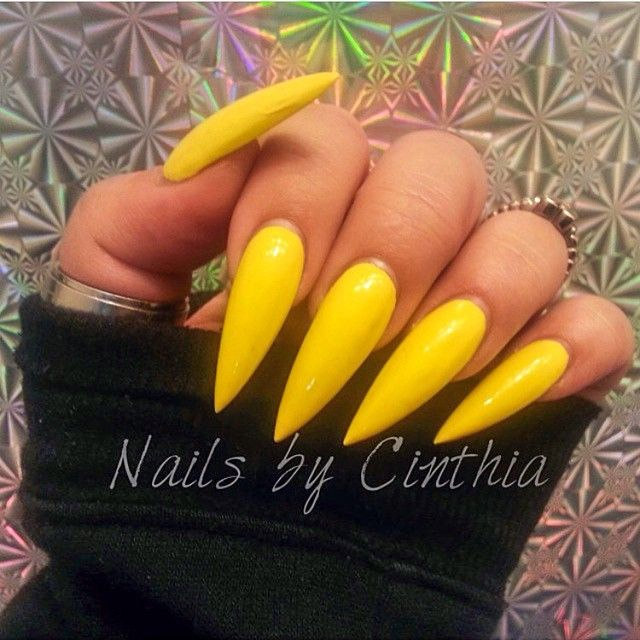 51 best Stiletto Nails images on Pinterest | Stiletto nails, Nail ...