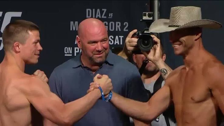 "What.A.Fight!!! Rick Story vs Donald ""Cowboy"" Cerrone LIVE on Pay-Per-View #UFC202"