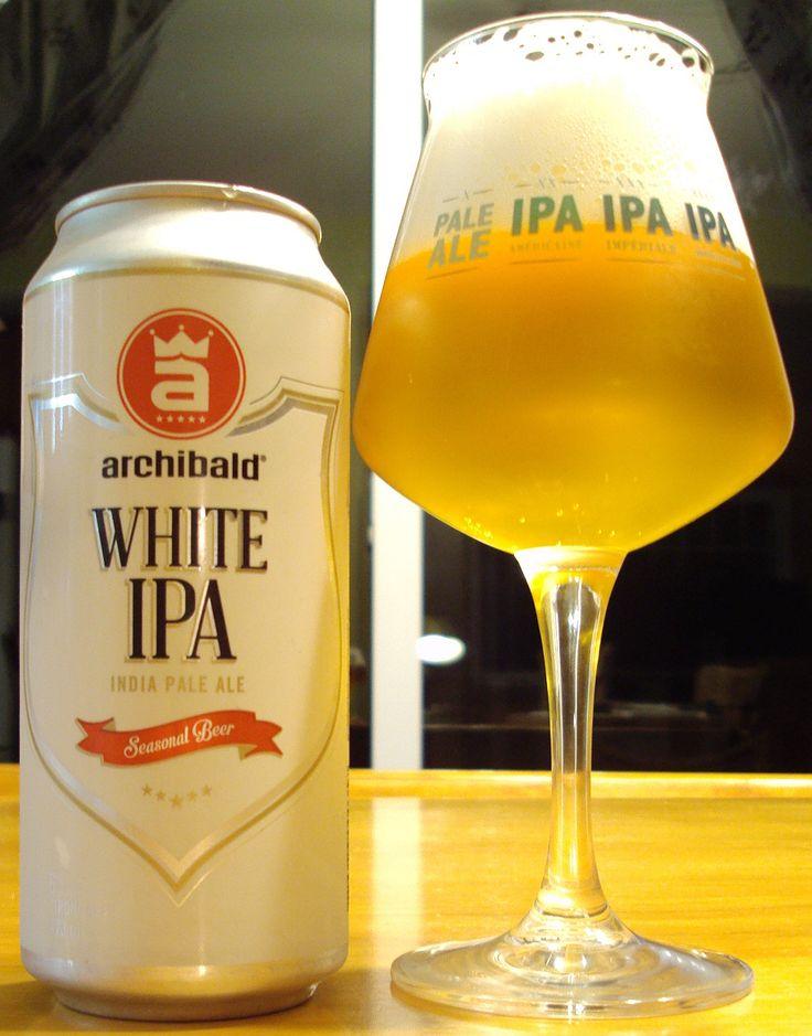 White IPA - Archibald via craftbeerquebec.ca #craftbeer #ipa #bière…