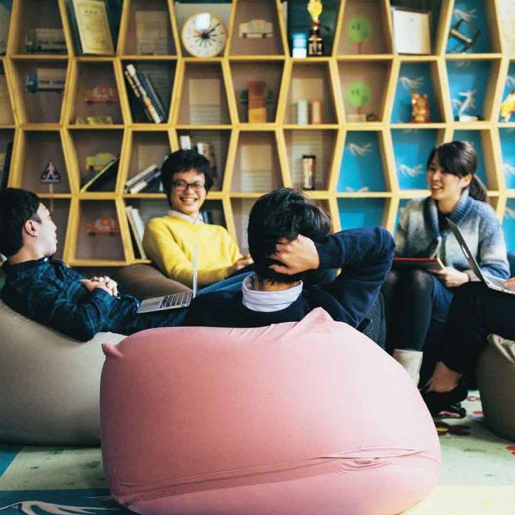 "New MUJI Furniture: ""Body Fit Cushion""   MUJI USA"