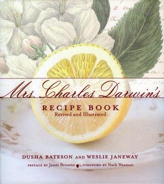 Mrs. Charles Darwin Recipe Book