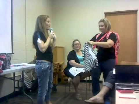 Go from Zero Bookings to 20: Complete Thirty-One Party presentation