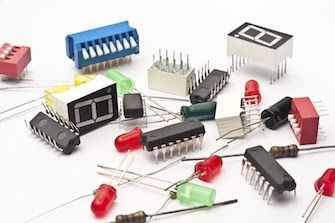 ICs, Microcontroller, IGBT , Capacitors, Mosfet from ST, ATMEL, NXP, IR, On Semi, Farchild, Texas, Microchip, Toshiba, national semiconductor
