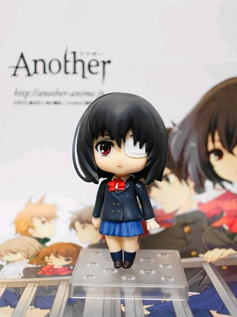 Custom Nendoroid | Custom Nendoroid Misaki Mei | Flickr - Photo Sharing!