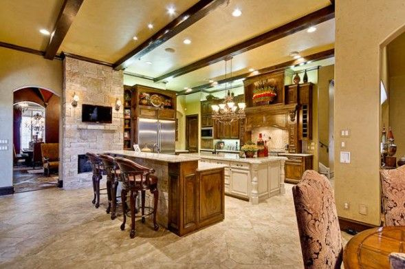 50 best images about Million Dollar Kitchens on Pinterest ...