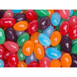 Jolly Rancher Jelly Beans: 10LB Case