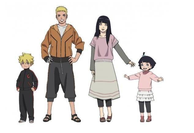 Familia Hyuuga Uzumaki