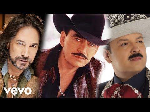 Joan Sebastian, Marco Antonio Solís, Pepe Aguilar EXITOS Sus Mejores Canciones - BALADAS ROMANTICAS - YouTube