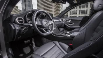Seats in some 2015 Mercedes-Benz C-class sedans releasing waxy chemical substance