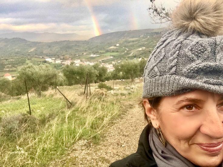 Under the rainbow !