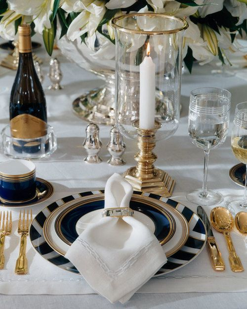 1000 Ideas About Elegant Table Settings On Pinterest