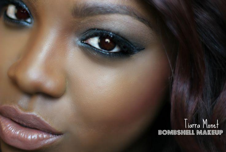 Bombshell  Makeup Tutorial (+playlist)