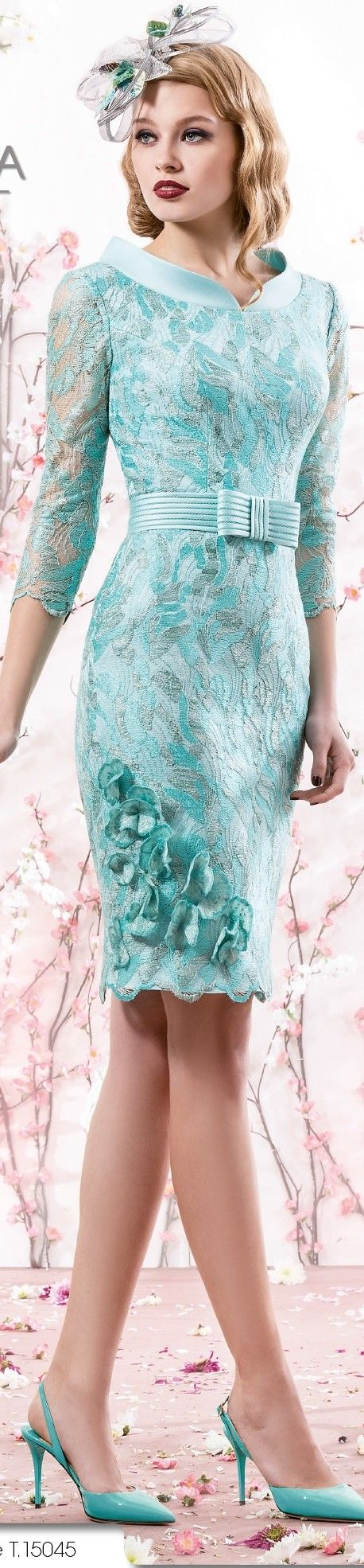 220 best Mother of The Bride images on Pinterest | Dress lace, Lace ...