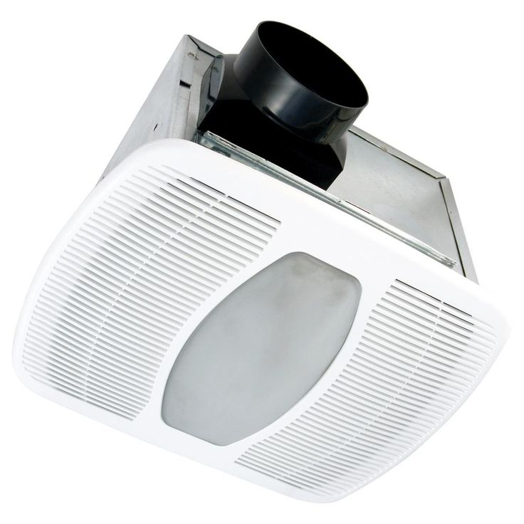 70 Cfm Hvi Certified 3 5 Sone Exhaust Fan With Dual Integrated Heat Lamps From The Combination Heater Collection Fan Light Exhaust Fan Ceiling Exhaust Fan