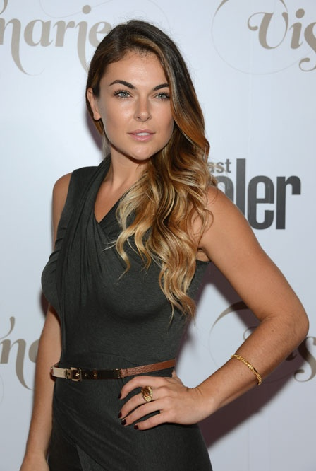 Serinda Swan, great makeup, great brows!!