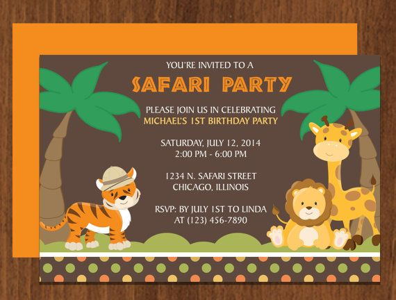 17 best Kids Birthday Invitations \ More images on Pinterest - how to word a birthday invitation