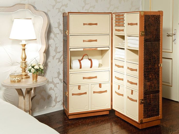 Luxury classic unit Wardrobe trunk
