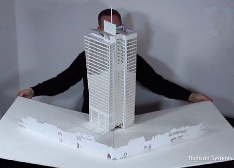 Best Paper Sculptures Images On Pinterest Paper Sculptures - Elaborate pop paper sculptures peter dahmen