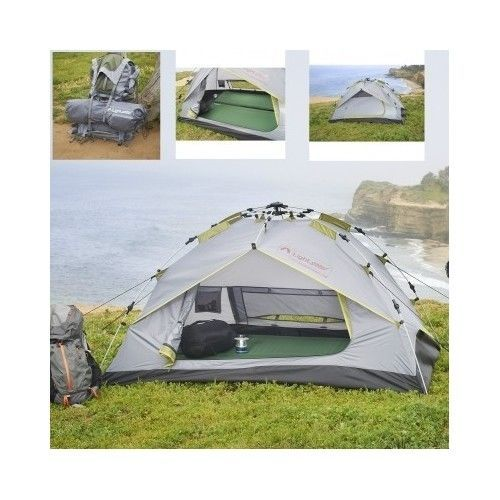 Camping-Backpacking-Tent-2-Person-Hiking-Sports-Storage-Bag-Lightweight-Instant