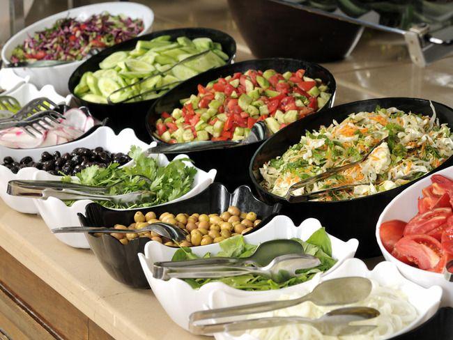 Quelles Sont Les Quantites A Prevoir Pour Un Buffet Recette Recette Buffet Froid Idee Repas Buffet Buffet Chaud