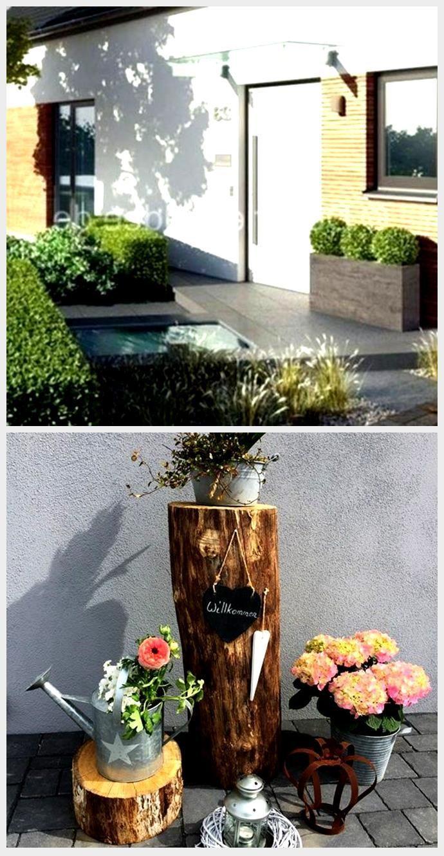 Deko Dekoration Hausdekoeingangsbe Hauseingang Herbst Herbst