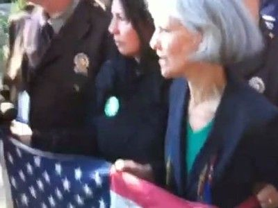 Green Party Presidential, Vice Presidential Candidates Arrested at Dem-Rep Debate Site