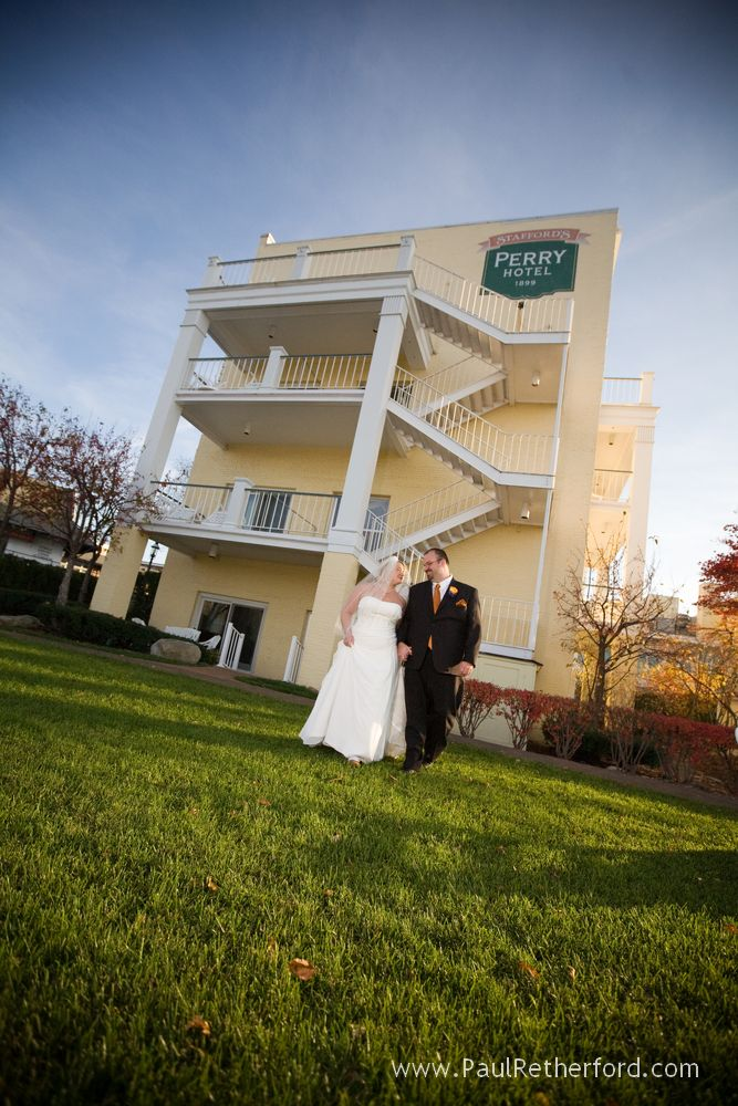 Perry Hotel Northern Michigan Wedding Venue Staffords Hospitality Photo By Paul Retherford Photography PerryHotel