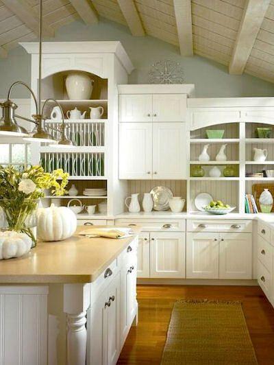 Elegant kitchen cabinet design thomasville