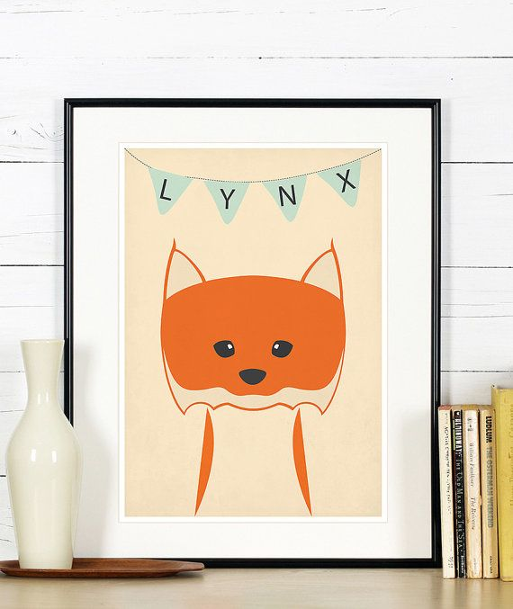 Vintage Prints: Forest Animals
