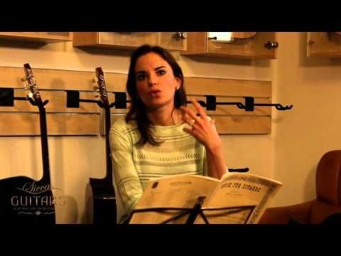 Ana Vidovic about timing and practicing with the metronome - YouTube