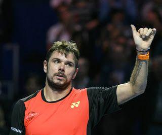 Blog Esportivo do Suíço:  Wawrinka sofre com lesão no joelho e não jogará ATP 500 de Rotterdam
