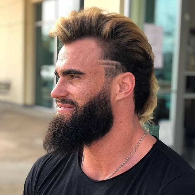 Pin On Mohawk Hairstyles For Men