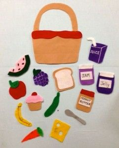 Going on a Picnic. Also ideas on how to use it with early literacy practices