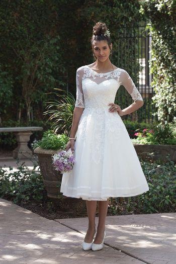 Romantic and Enchanting Wedding Dresses | Sincerity Bridal