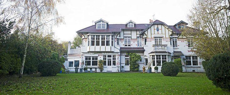 Maison d'architecte de 1914.