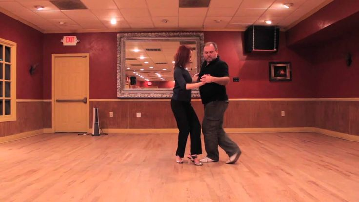Rebotes in Milonga: Rebounds with Changes of Direction