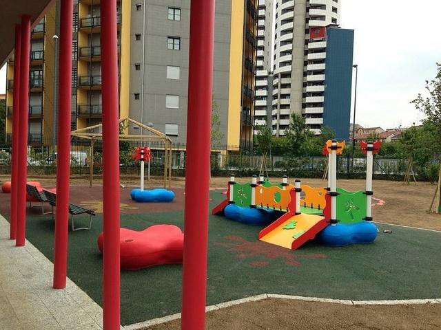 GUIDO Bimbo #kindergarten, such as Play, Join, Learning, Fun and Spot by Studio Garuglieri  Contact us on the site or on www.illaboratoriodiarchitettura.it www.studiogaruglieri.it