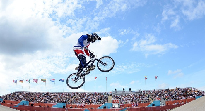 Shanaze Reade | Team GB | BMX