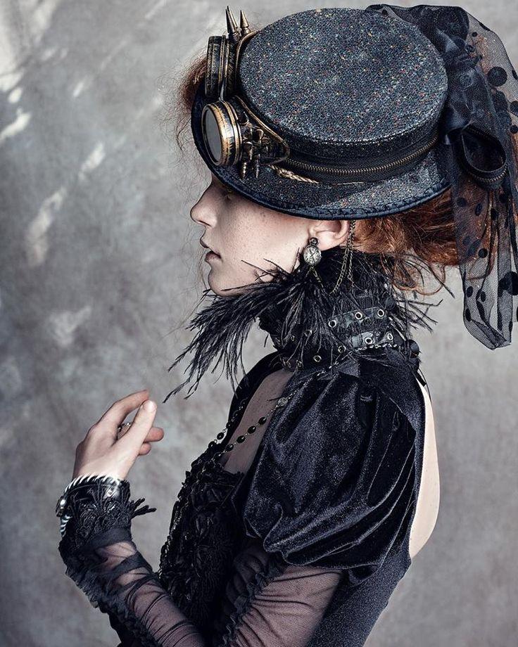 Model: Kaegan for hooligansmagazine  Gown by elladynae  hat ma_belle_mademoiselle  styled by styledbyva.