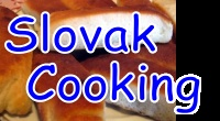 Recipes for Slovak home made traditional dishes, language lessons, Slovakia blog