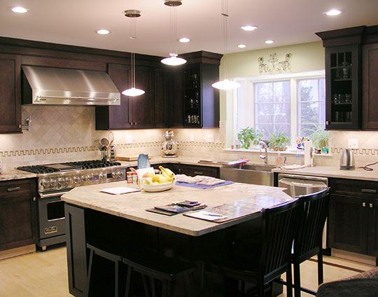 14 Best Kitchens Black Images On Pinterest Kitchen Black Kitchen Remodeling And Kitchen