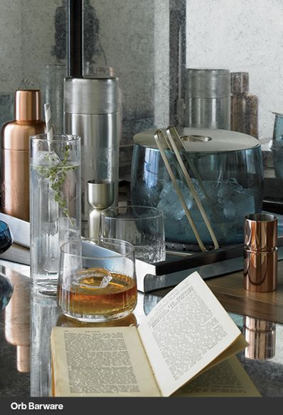 Home Bar Accessories | Crate and Barrel