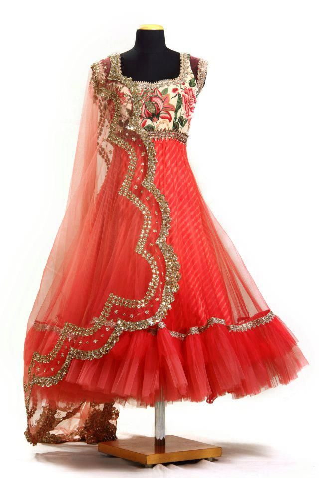 Outfit By-Anushree Reddy
