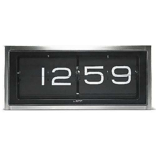 Brick 24-Hour Desk Clock by LEFF Amsterdam at Lumens.com