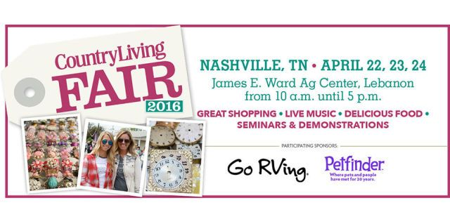 country living fair living magazine craft fairs nashville flea markets